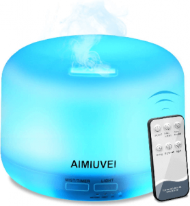 AIMIUVEI humidificador ultrasonico